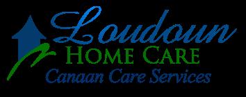 Loudoun Home Care Canaan Care Services Logo